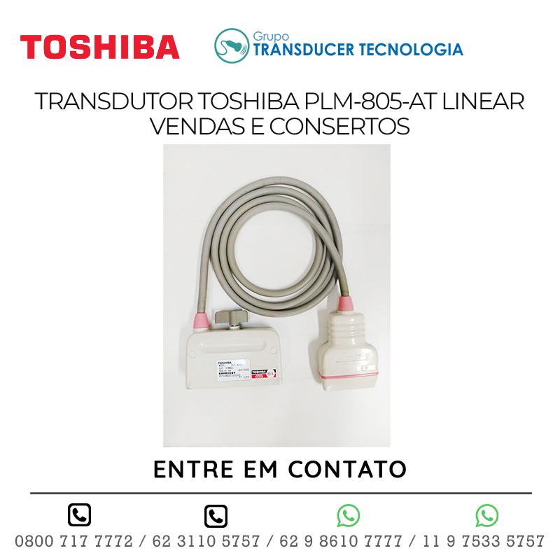 TRANSDUTOR TOSHIBA PLM 805AT LINEAR VENDAS E CONSERTOS