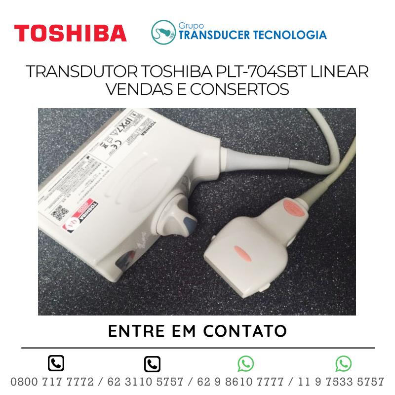 TRANSDUTOR TOSHIBA PLT 704SBT LINEAR VENDAS E CONSERTOS