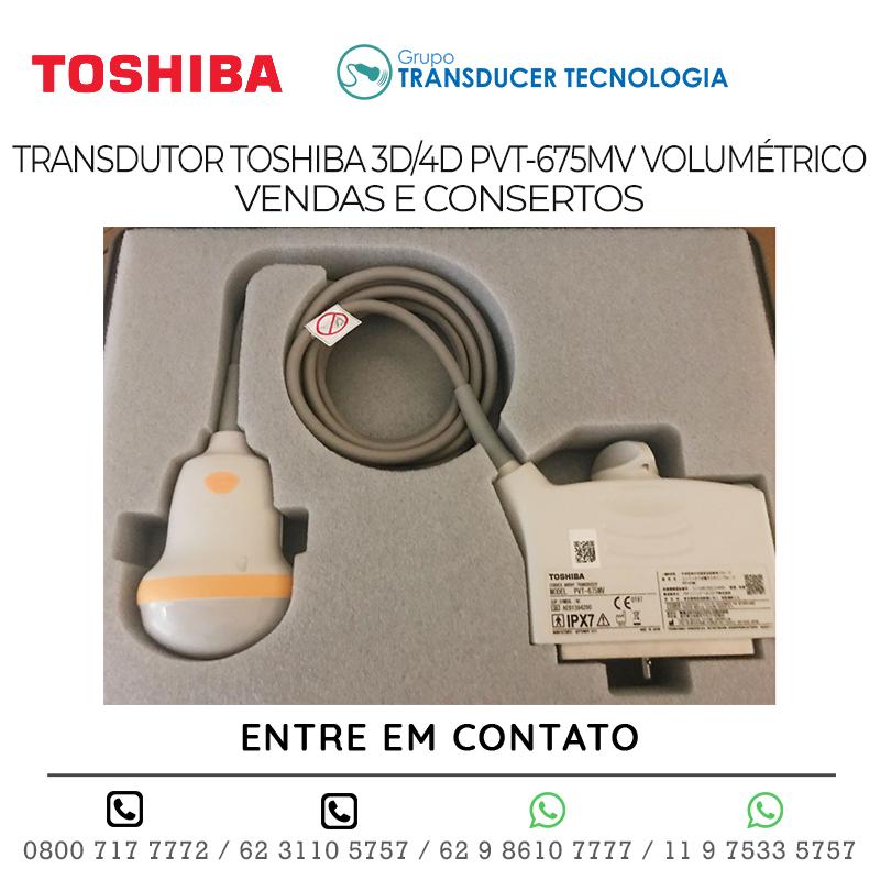 TRANSDUTOR TOSHIBA PVT 675MV VOLUMÉTRICO VENDAS E CONSERTOS